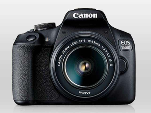 Canon EOS 1500D review: A good option for a first DSLR - The