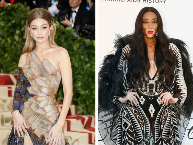 From Gigi Hadid to Winnie Harlow, supermodels & racism controversies