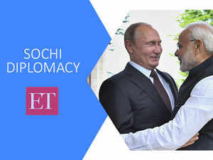 Sochi summit: Modi, Putin assure each other on S-400 deal, Pakistan