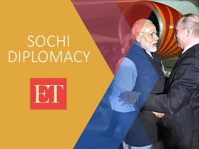 Sochi summit: Modi, Putin try to find a way out of Iran impasse