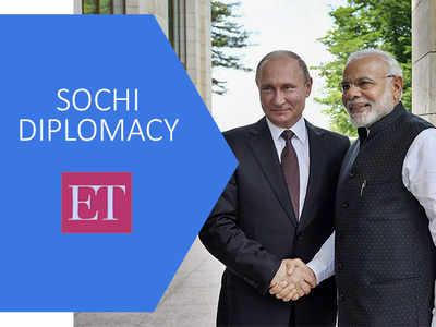 Sochi summit: Modi, Putin deliberate upon the China question