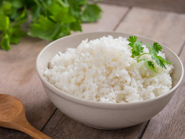 Fibre content and healthy complex carbs in rice are great to reduce heartburn.