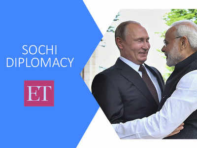 Sochi summit: Modi, Putin assure each other on S-400 deal, Pakistan