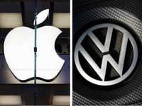 Apple wants Volkswagen's help for self-driving shuttles in campus