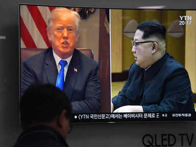 Watch: Trump sends letter cancelling Singapore summit with Kim Jong Un