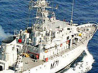 Navy's minesweeper hunt gets response from Russia & Italy