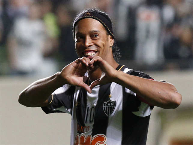 Double whammy for Ronaldinho! Soccer star set to marry two women at the same time