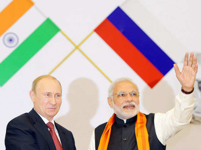 India-Russia to hold their first ever strategic dialogue in July in St Petersburg