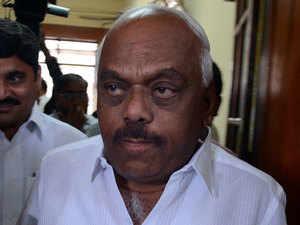Karnataka assembly: Congress' Ramesh Kumar elected speaker through voice vote