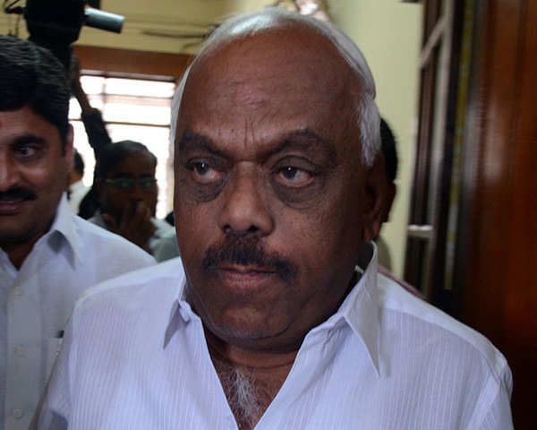 Karnataka assembly: Congress' Ramesh Kumar elected speaker through voice  vote