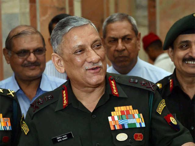 India wants peace, but Pakistan must stop sending militants into Jammu & Kashmir: Rawat
