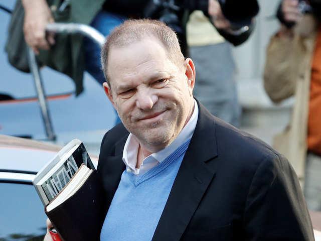 Timeline: Key dates of the Harvey Weinstein scandal