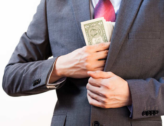 How much do the CEOs earn? 164 times more than their employees' average pay