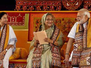 Golden chapter in Indo-Bangladesh ties: Narendra Modi