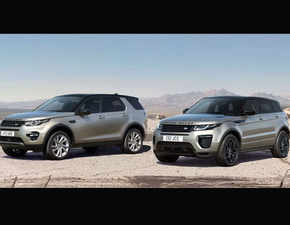 JLR India unveils Discovery Sport and Range Rover Evoque powered by 'Ingenium' 2-litre petrol engine
