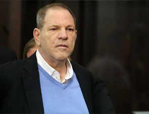 Arrested on rape charges, movie mogul Harvey Weinstein posts $1 million bail