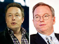 Why Eric Schmidt feels Elon Musk is wrong about AI