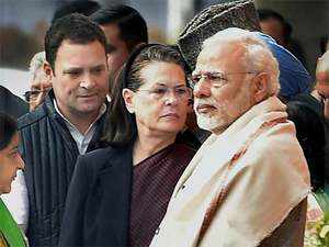 Modi-Rahul-Sonia-PTI