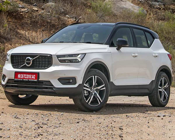 Autocar Show 2018 Volvo Xc40 Review The Economic Times Video