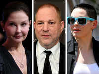 We got you, Harvey Weinstein!Ashley Judd, Rose McGowan and others react to arrest