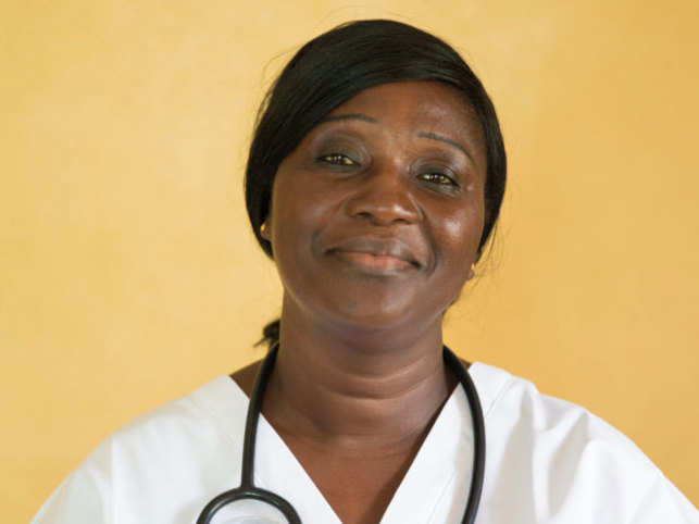 Meet Alice Sumo, the midwife who has 1,000 babies named after her in Liberia