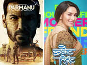 'Parmanu' beats Madhuri Dixit's 'Bucket List' on opening day, earns Rs 4.82 crore