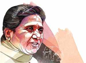 BSP will prefer to contest all elections alone,says  Mayawati