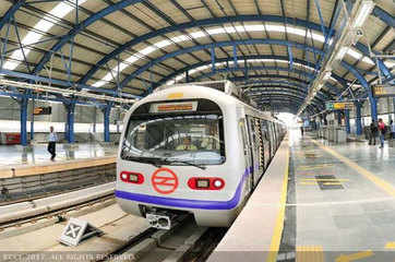 Delhi Metro: South Campus, Moti Bagh among 10 stations renamed
