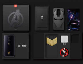 OnePlus 6 Marvel-themed Avengers edition goes on sale tomorrow: Price, specs and more