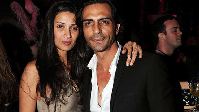 Arjun Rampal, Mehr Jesia confirm split after 20 years of marriage