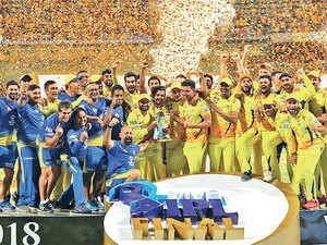 Winning the title for the third time: CSK's title win had a sense of inevitability to it