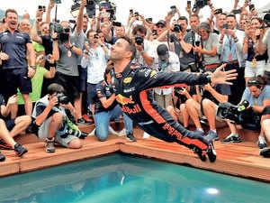 How Daniel Ricciardo settled his score with the Monaco Grand Prix