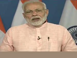 Watch: PM Modi interacts with the beneficiaries of Mudra Yojana