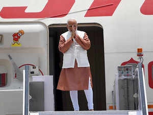 PM Modi leaves for Indonesia, to boost Act East Policy on 3-nation visit