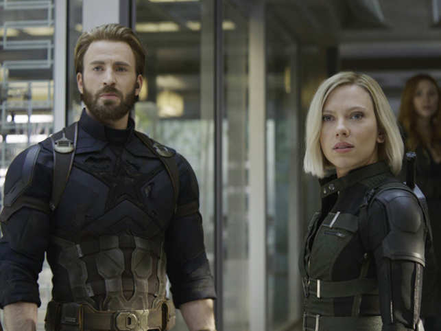 captain america good news avengers infinity war