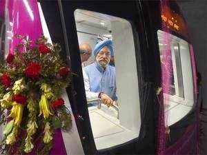 Kalkaji-Janakpuri corridor opens to public; Delhi-NCR metro span to be 380 km by December