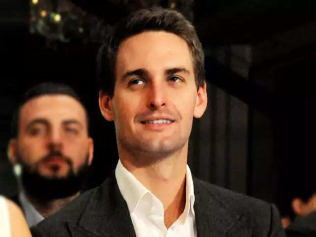 Evan Spiegel says Facebook copying their popular features is the most fantastic feeling-ever