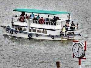 Soon, take a ferry ride on Yamuna