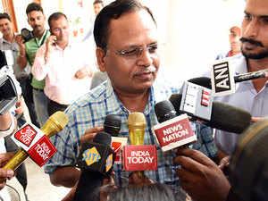 Delhi: CBI raids Satyendar Jain's residence, AAP cries political vendetta