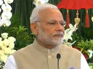 Call of the hour is to push global efforts in fighting terrorism, says PM Modi