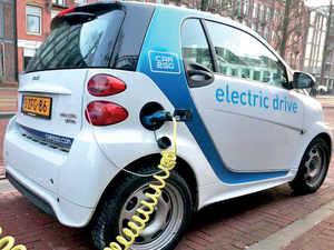 electronic cars