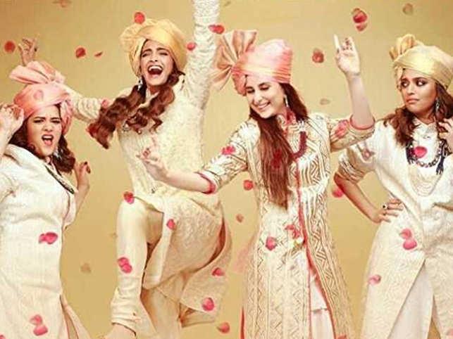 Pakistan bans 'Veere Di Wedding' over usage of vulgar language - The