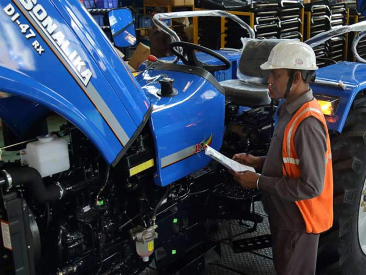 Sonalika International Tractors: Latest News & Videos, Photos about