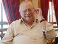 At 84, Ruskin Bond wants to write a good detective novel