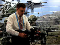 Search for rifles: Russia not in list of 5 selected nations