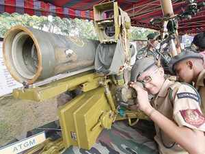 India Army said to revive Israeli spike missile purchase plan
