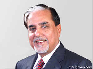 Subhash Chandra of Essel Group