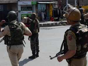 Two grenade attacks by militants in Kashmir, 4 injured