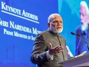 Watch: At Shangri-La Dialogue, PM Modi urges Indo-Pacific to fight protectionism
