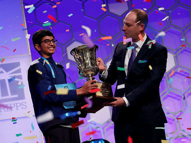 Desi-Americans are spelling champions, but without prospects of greater glory